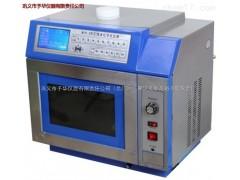 予华仪器微波化学反应器采用液晶显示温度曲线