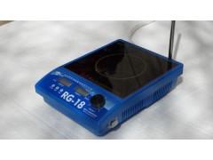 平板磁力攪拌器RG-18型耐熱耐藥耐磨操作簡便