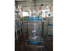 三層玻璃反應釜予華專業生產
