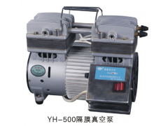 YH-500/700隔膜真空泵经济实用