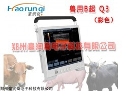 便携式动物B超Q3价格,动物B超厂家报价多少钱