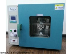 电热鼓风干燥箱DHG系列智能操作,不锈钢内胆