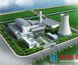 福建首个垃圾焚烧发电厂开工