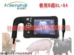 进口S4山羊B超机器,防水防尘动物B超,牛用妊娠诊断仪