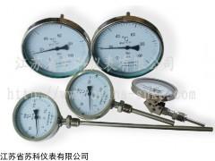 雙金屬溫度計原理,雙金屬溫度計結構圖,雙金屬溫度計選型