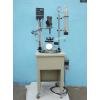 YDF单层玻璃反应釜蒸馏回流同时进行高效稳定耐磨性强