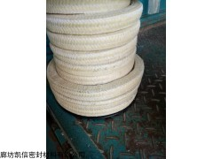 18*18耐磨芳纶盘根的安装方法