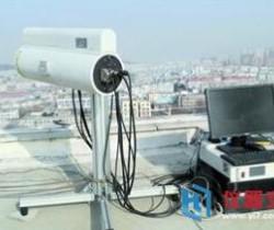 3D可视激光雷达扫描仪助力监察扬尘污染源头