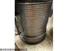 14*14mm高温高压镍丝盘根产品的资料