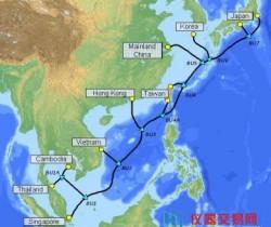 日本电气签署东南亚-日本二号海缆建设协议