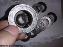 供应74*58*8mm柔性石墨盘根环