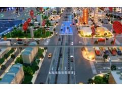 北京智慧城市模型-北京中坤金泰
