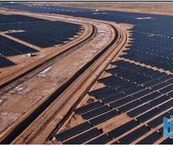 埃及最大太阳能光伏电站容量达到64.1兆瓦