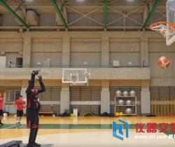 """日本制造""""完美神射手""""篮球机器人命中率100%"""
