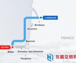 法国-西班牙海底电力互连项目完成