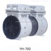 YH-700隔膜真空泵不用水不用油节能请认准予华商标