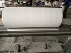 5mm不锈钢丝增强硅酸铝布大量现货
