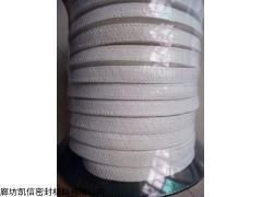 白色四氟盘根=含油白四氟盘根