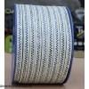 芳纶碳纤维混织盘根¥四角芳纶碳纤维盘根