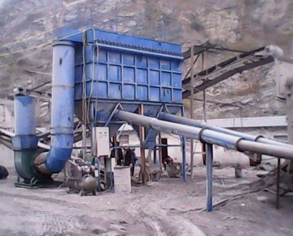 hmcn 矿山破碎机除尘器