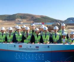 200亿!土耳其首个核电站开工建设