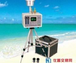 青岛首个环保水质智能监测系统下水运行