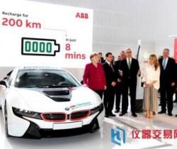 美国研发号称全球最快电动汽车充电器