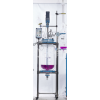 YSF系列双层玻璃反应釜认准巩义予华国内知名生产厂家