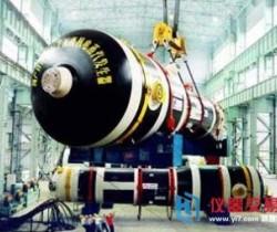我国首台核电蒸汽发生器收官并发运