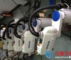 超声波储气瓶组自动扫描机器人使用 填补国内空白