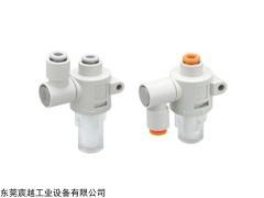 SMC带快换管接头真空过滤器ZFB系列,正品SMC过滤器供应