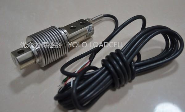 BLA型波纹管传感器BLA-100kg称重传感器