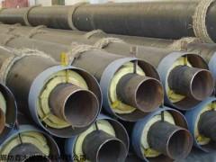 钢套管蒸汽保温管厂家