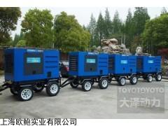 500A柴油发电电焊机油田用