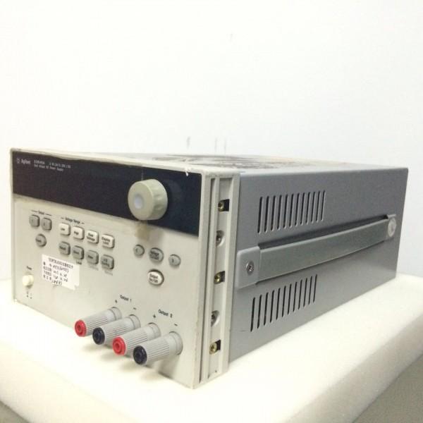 电力检测 e3646a 60w 双路输出电源    是德科技基础型直流电源具备