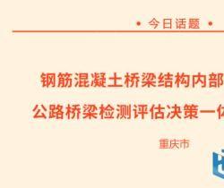 """重慶市研發兩項橋梁""""體檢""""成果達國際水平"""