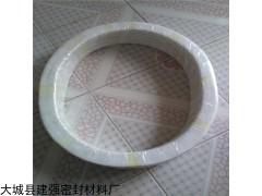 乐橙国际娱乐400*500四氟包覆垫 人孔垫