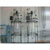 YSF-100L防爆双层玻璃反应釜价格,防爆双层玻璃反应釜厂
