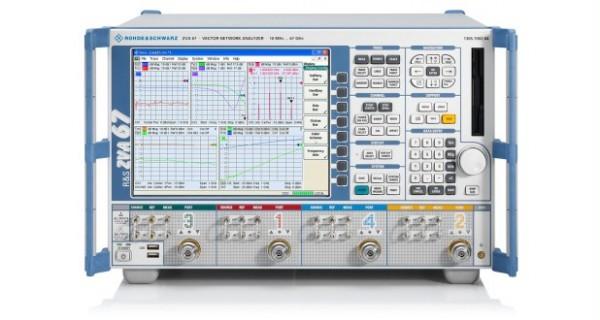 ° 具有 4 个相位相干信号发生器功能(频率可高达 67 ghz)   ° 中频