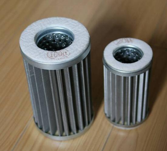 不锈钢滤芯(Stainless Steel filter )[1],具有很好的良好的过滤性能、对2-200um的过滤粒度均可发挥均一的表面过滤性能,主滤材采用多层不锈钢烧结网,过滤精度为0.5-200um,其外形尺寸可按用户要求加工。不锈钢滤芯特点: 1良好的过滤性能、对2-200um的过滤粒度均可发挥均一的表面过滤性能 2耐蚀性、耐热性、耐压性、耐磨性好; 3 不锈钢滤芯气孔均匀、精确的过滤精度; 4不锈钢滤芯单位面积的流量大;不锈钢滤芯(Stainless Steel filter )[1],具有很好