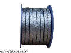 耐高温膨胀柔性石墨盘根,增强石墨盘根价格