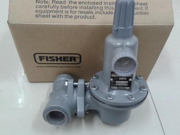 Fisher™ 627 系列商业/工业调压器