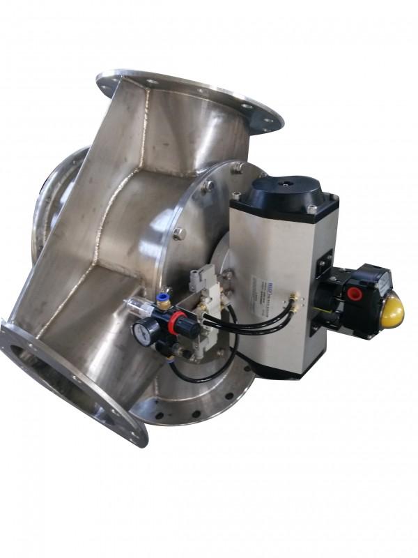 cbj-1 气动三通旋转阀图片