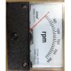 转分表 转速表ZD670-2500rpm F S 1MA 10V DC SD670 JY670 ZODA 转分表 转速表ZD670-2500rpm  ZODA