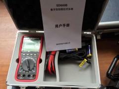 SD600B数字式双钳相位伏安表
