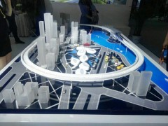 北京中坤金泰-智慧交通模型