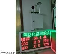 深圳市街道扬尘环境网格化空气监测站
