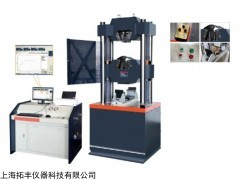 屏显精密液压材料试验机(四立柱)上海拓丰仪器造