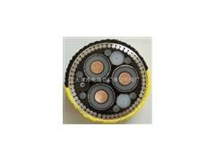 MVV42 3*35矿用阻燃粗钢丝铠装电缆