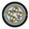 钢丝铠电力电缆YJV32-3*150+1*70